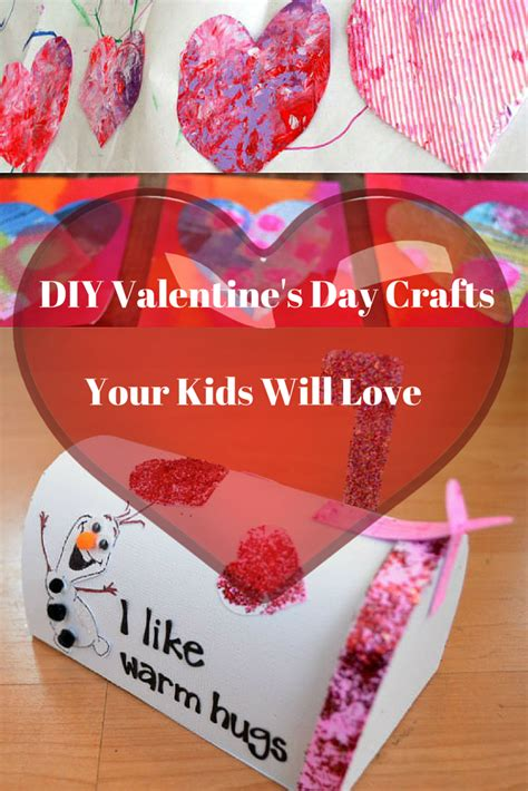 diy valentines crafts for diy s day crafts for candystore