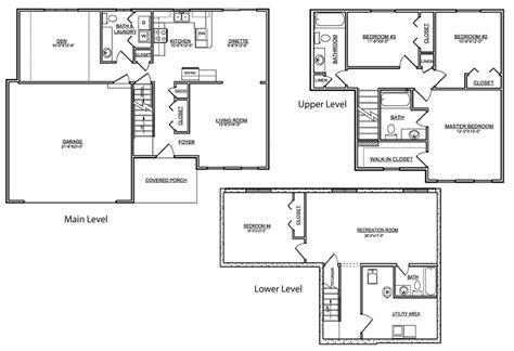 tri level house floor plans tri level house floor plans 20 photo gallery house plans