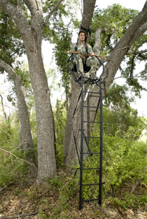 where can i get a tree stand from blinds and stands parks wildlife