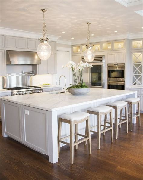 kitchen island large create a large kitchen island for yourself pickndecor