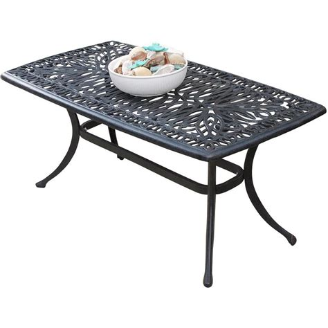 aluminum patio table aluminum patio coffee tables coffee table design ideas