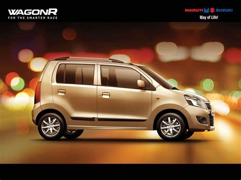Wagon R Car Wallpapers by Maruti Wagon R Diesel Price Launch Mileage Pics Features