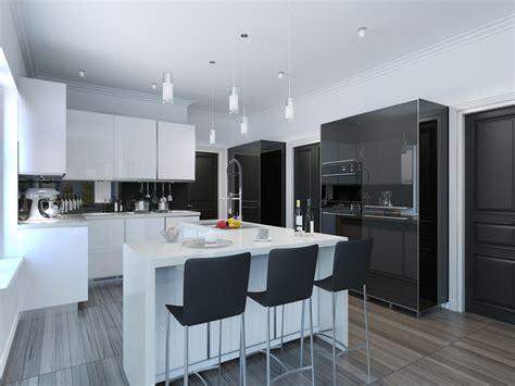 modern black and white kitchen designs 47 modern kitchen design ideas cabinet pictures