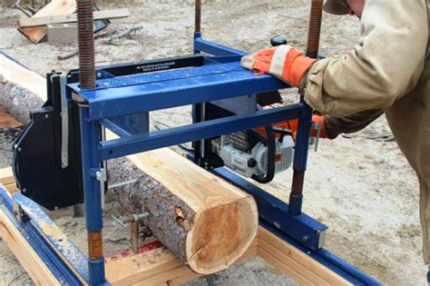 woodworking mill pdf diy lumber band saw make log bed frame