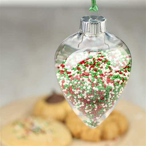 acrylic ornaments clear acrylic ornament acrylic fillable