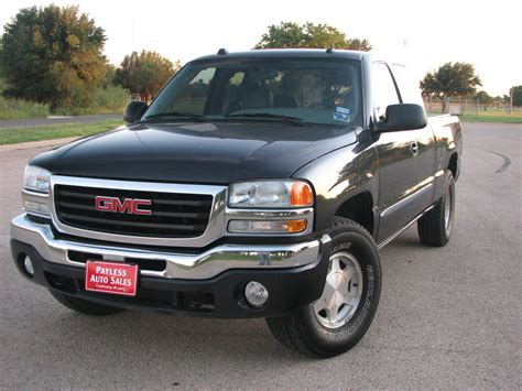 how to learn about cars 2004 gmc sierra 2500 electronic toll collection americanmetal07 2004 gmc sierra 1500 regular cab specs photos modification info at cardomain