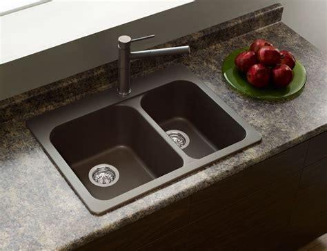 composite kitchen sink blanco silgranit granite composite topmount