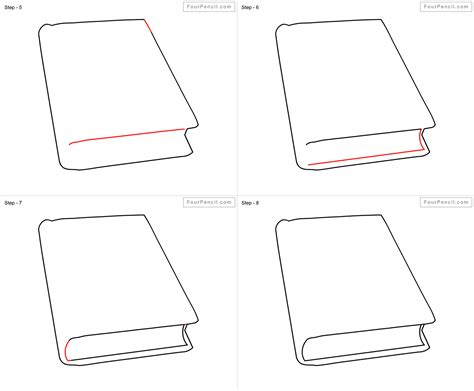how to draw book drawing pictures drawing picture 123 steps