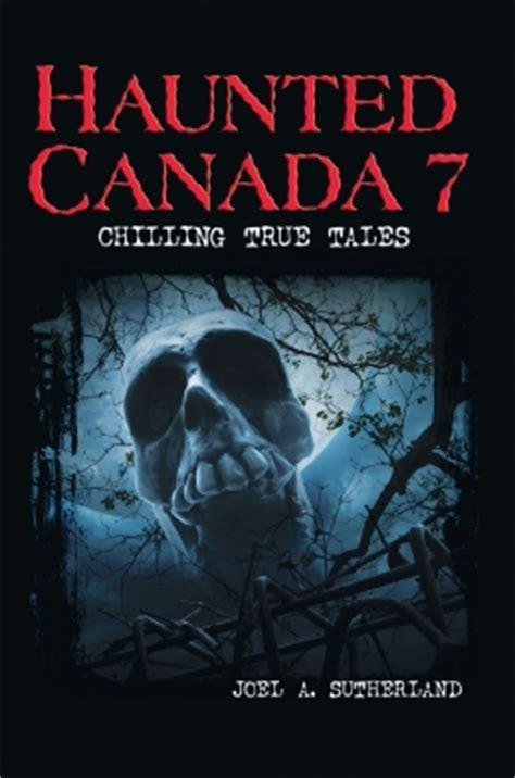 my picture book canada scholastic canada haunted canada 7