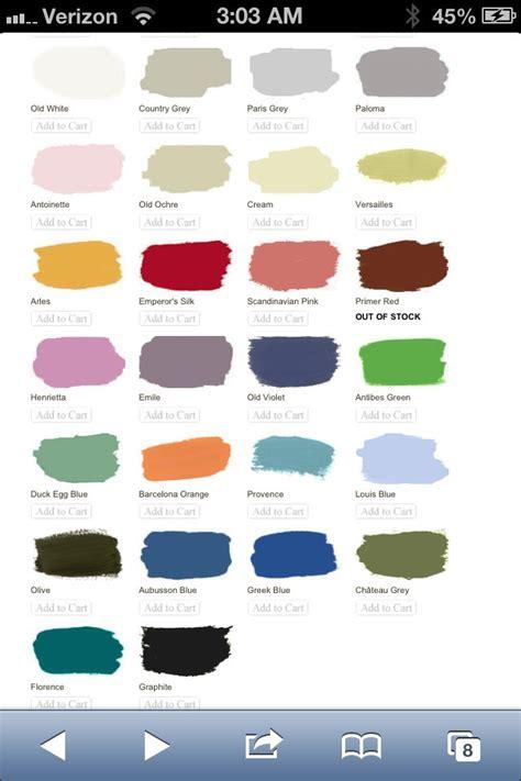 chalk paint shades 289 best images about chalk paint on miss