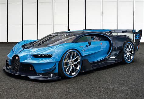 2016 Bugatti Vision by 2016 Bugatti Vision Gran Turismo Concept Specifications
