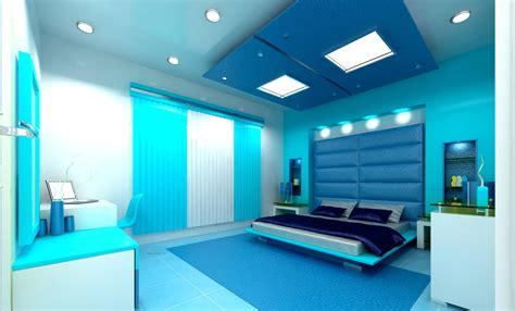 pictures of blue bedrooms image cool bedrooms q12s 554