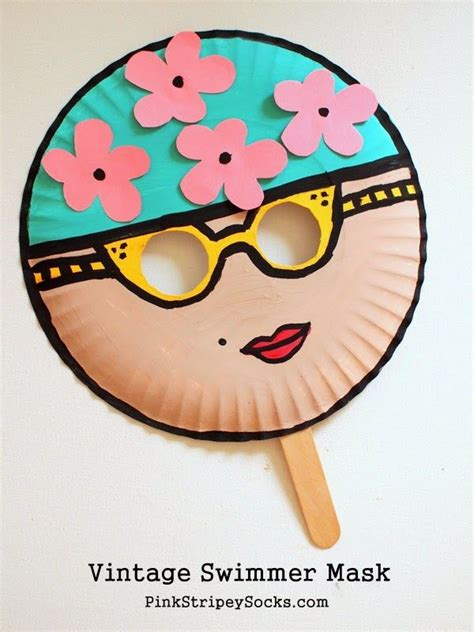 paper plate mask craft 25 best ideas about paper plate masks on
