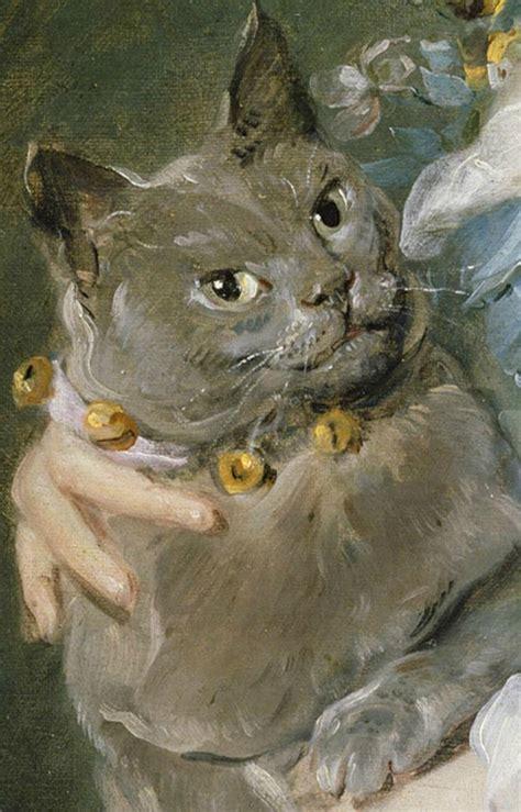 cat painting guide jean baptiste perronneau magdaleine pinceloup de la