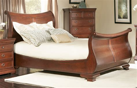 what is a bed sleigh bed for an interesting bedroom setting