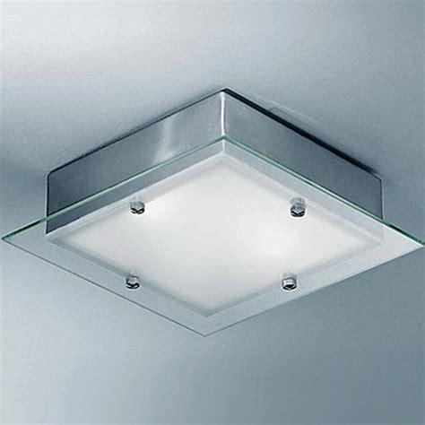 flush bathroom ceiling lights square flush bathroom ceiling lights from easy lighting