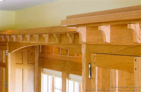 crown molding ideas for kitchen cabinets craftsman kitchen design ideas and photo gallery