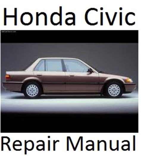old car repair manuals 2003 honda civic gx seat position control service manual free download to repair a 2003 honda civic gx service manual free download to