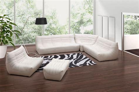 zuo modern furniture zuo modern carnival sectional sofa set carnival set