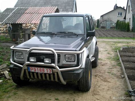 Daihatsu Rocky Review by Daihatsu Rocky Review And Photos