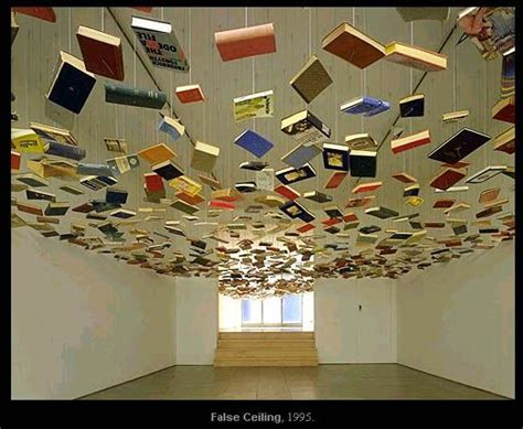 pictures at an exhibition book richard wentworth s false ceiling exhibition book