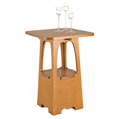 woodworking arts and crafts limbert style arts crafts table woodworking plan from