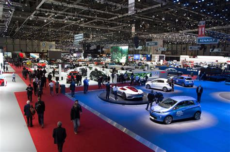 motor show geneva motor show 2017 report news and picture gallery