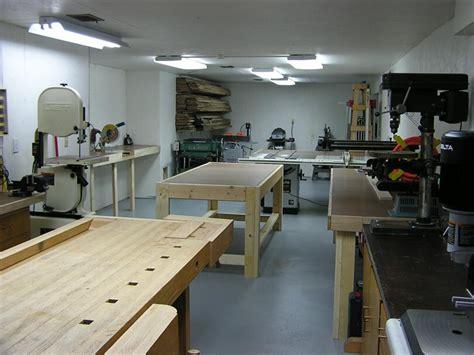 home woodworking shop tours s basement woodshop shop tour the wood whisperer