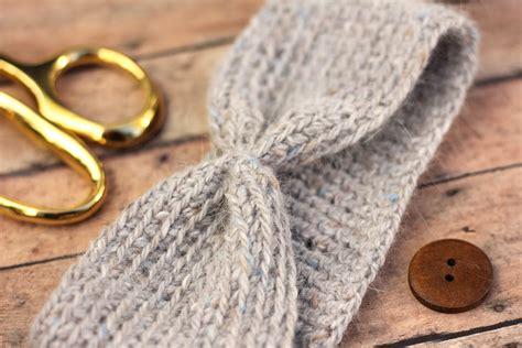 how to knit baby headbands patterns free crochet headband pattern baby sizes