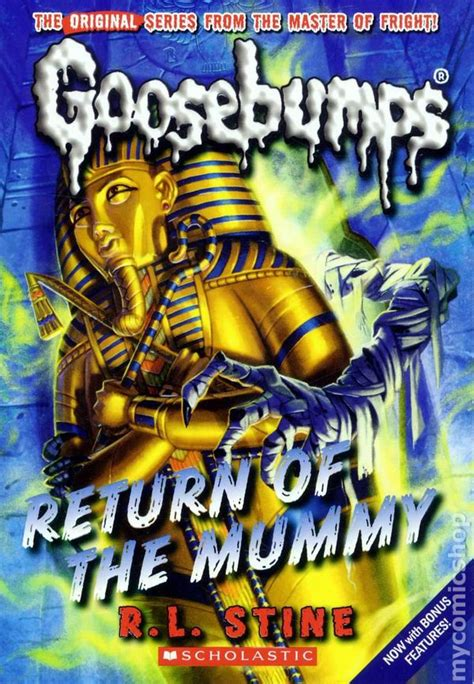 list of goosebumps books with pictures list of all goosebumps books in order