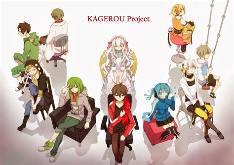 kagerou daze image kagerou daze