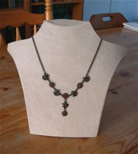 make your own jewelry display ideas for necklace displays jewelry journal
