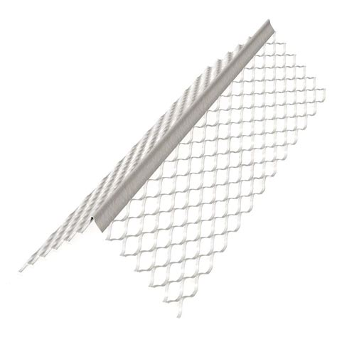 metal beading for plastering marino ware 120 in expanded plaster corner bead 1aexcb10h