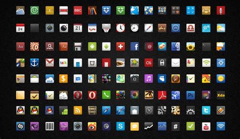 Icon Helper for icon packs streamlines the request process ...