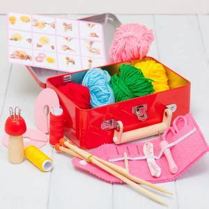 knitting kits for adults knitting kits