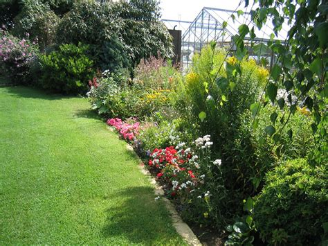 garden border plants flowers wildlife importance of garden habitats