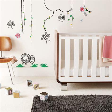 nursey wall stickers 10 cool nursery wall stickers kidsomania