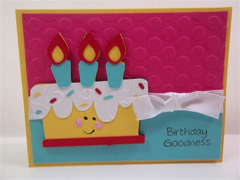 easy birthday card ideas welcome to the reed ranch sweet simple birthday cards