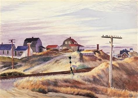 paint nite truro edward hoppers cape cod cottages and houses then and now