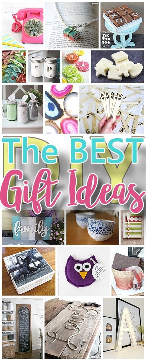 unique diy gifts the best do it yourself gifts clever and unique diy