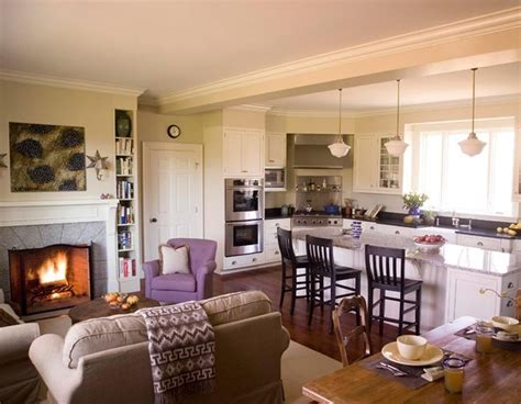 living room and kitchen design best 25 kitchen living rooms ideas on kitchen