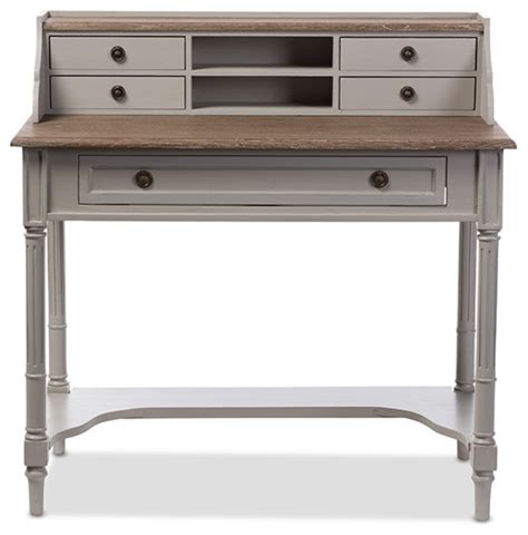 distressed desk with hutch distressed desk with hutch the backyard boutique by five