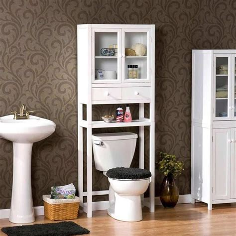 white the toilet cabinet beautiful white the toilet cabinet 4 above toilet