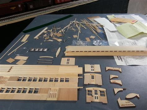 labelle woodworking la woodworking o scale passenger kit a true
