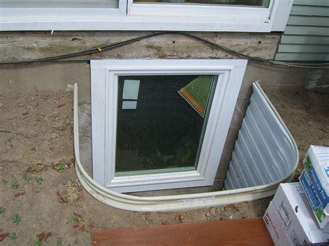 Basement Egress Window Michigan