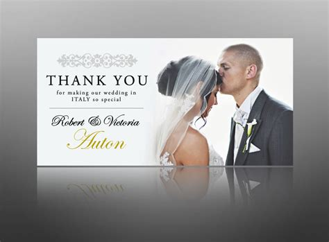 how to make wedding thank you cards how to create wedding thank you cards etiquette anouk