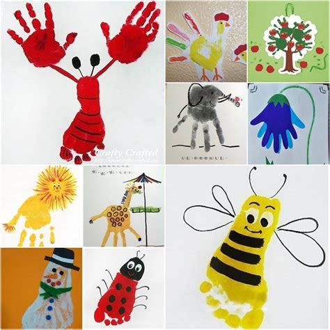 creative arts and crafts ideas for creative craft ideas on and food print for fab