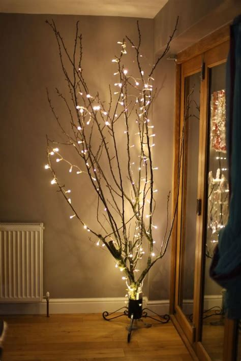 branches with lights 17 best ideas about tree branch decor on birch