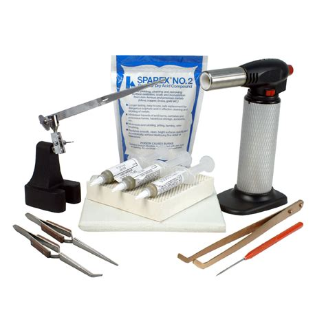 butane torch for jewelry jewelry soldering kit with soldering paste and butane torch