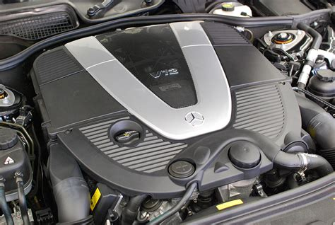 Motor Mercedes by Mercedes M275 Engine